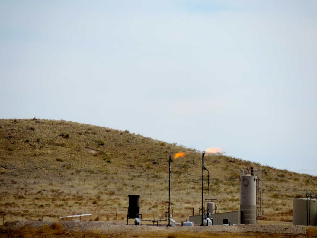a study of methane A new calculation of methane emissions from global fires resolves what looked like irreconcilable differences in explaining the recent methane increase.
