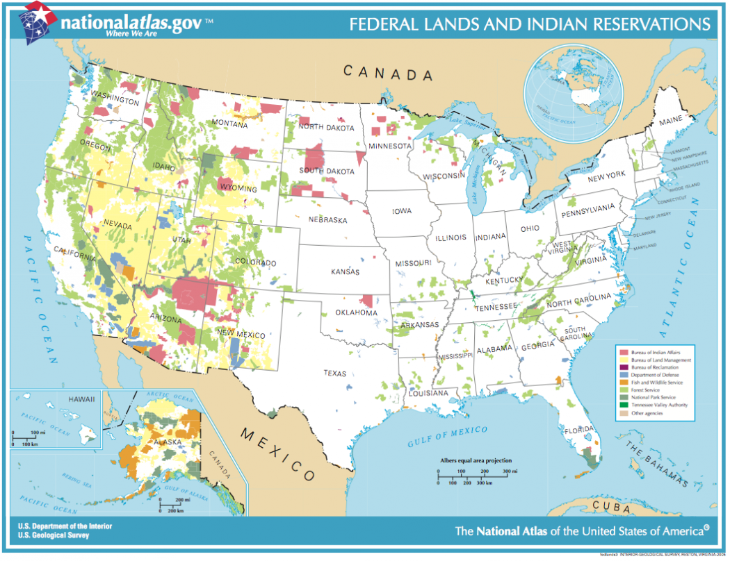 Public Lands May Be America S Best Climate Defense