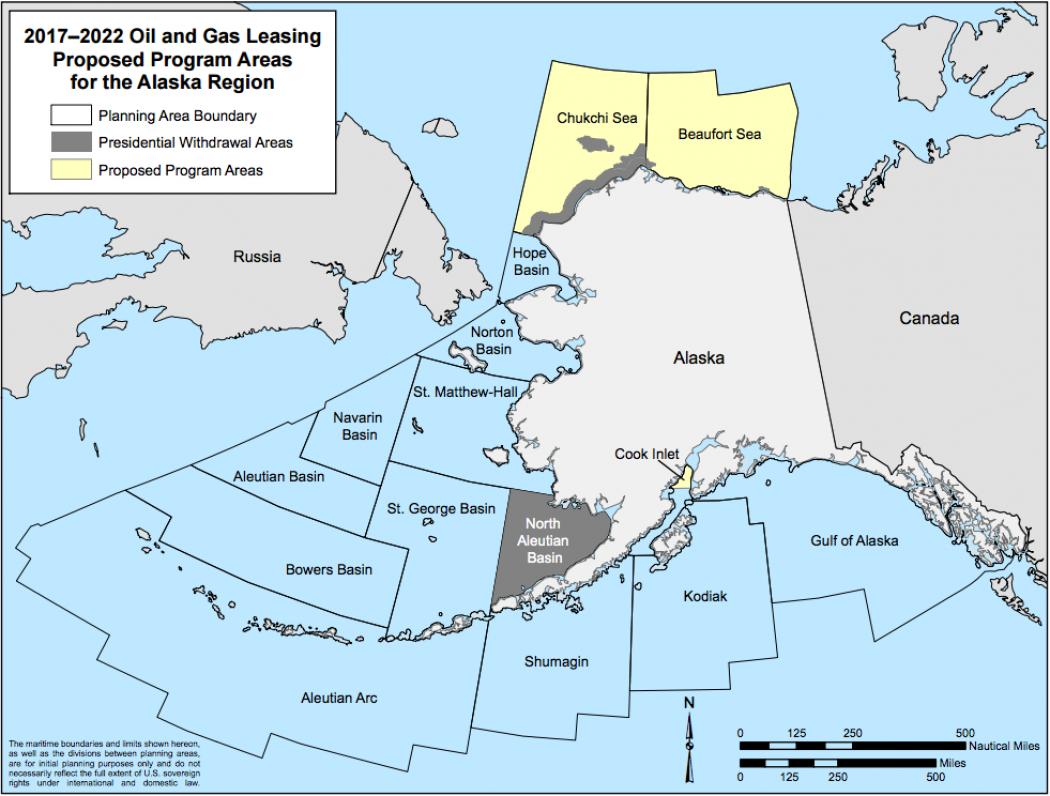 US Blocks Oil Gas Drilling In Atlantic Coastal Waters Climate - Us waters map