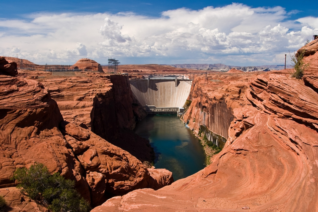 Hydropower Could Be Risky Bet In Warming World Climate