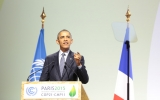 2016 Election Critical to Success of Paris Climate Pact