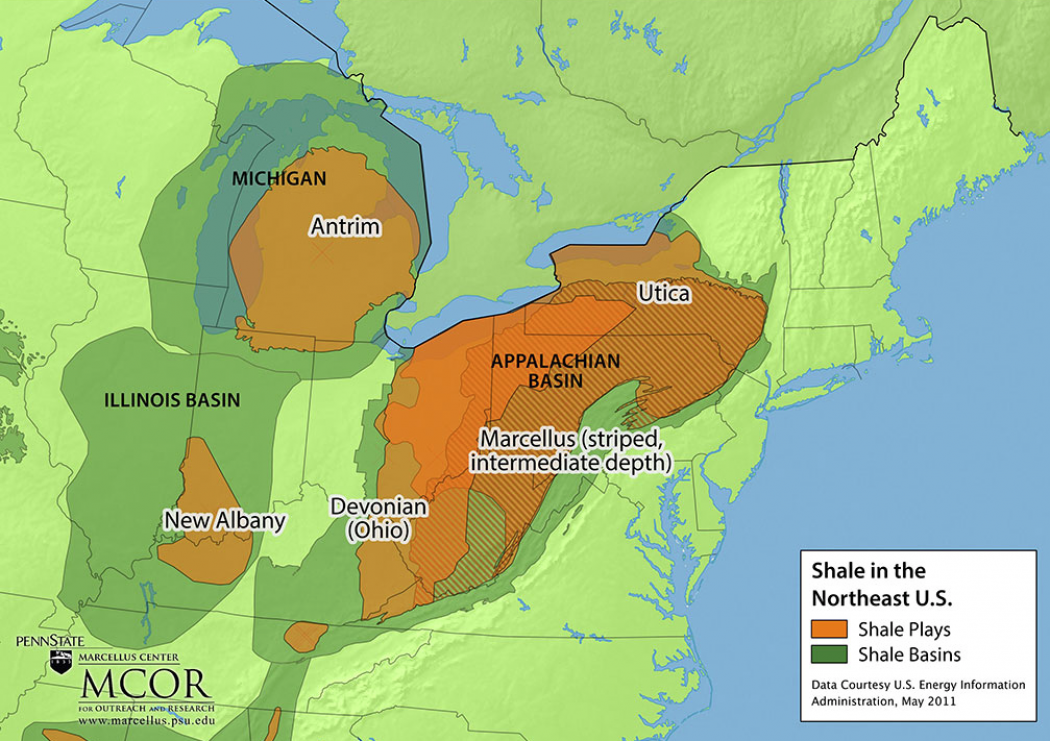 Fracking New York State Map.Infographics Maps Music And More Visual Quick Study Fracking In