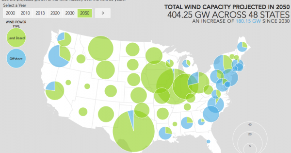 Americas Future Has Wind in its Sails Climate Central