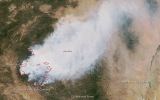 New Mexico Wildfire Now a Record-Setting 'Megafire'