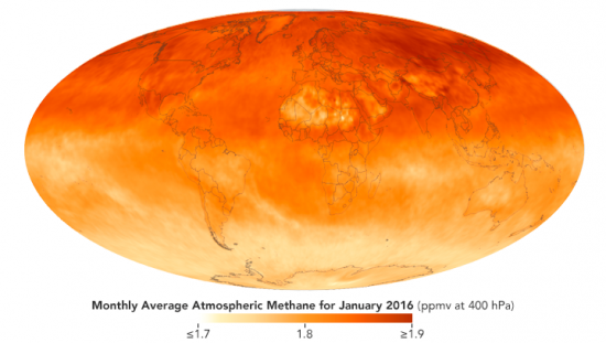 Scientists Seek a New Measure for Methane. Here's Why.