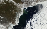 Arctic Sea Ice Breaks May Record . . . By A Lot