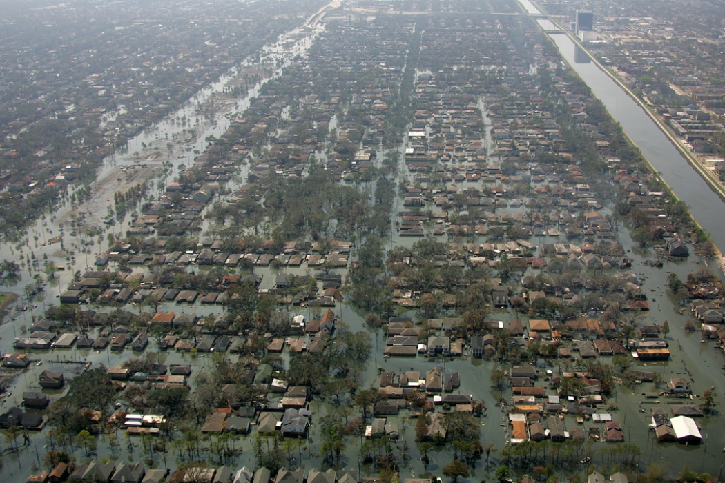 Account of the new orleans disaster hurricane katrina