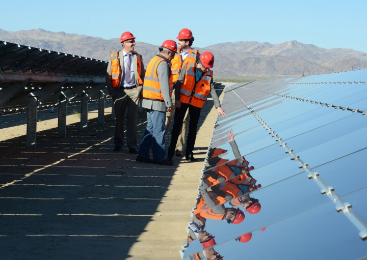 streamlining new solar on federal lands