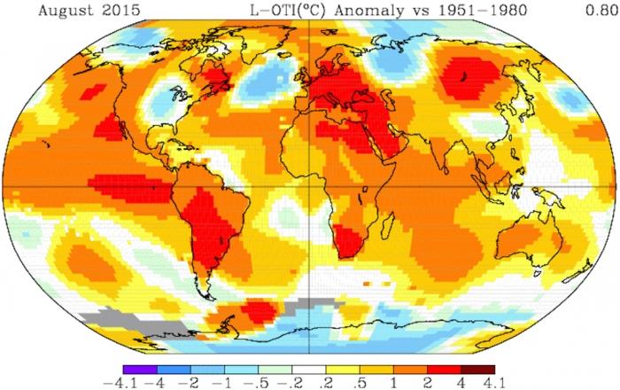 world warming