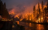 The 2015 Wildfire Season Set an Ominous Record