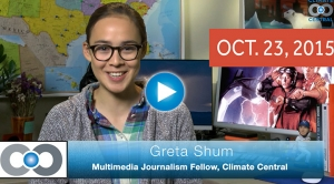 The Shum Show: Global Temps Are Off to The Races