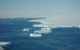 Warm Ocean Water Takes Toll on Antarctica's Glaciers