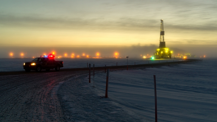 prudhoe bay oil field discovery formation and impacts Air emissions from prudhoe bay-area oil fields can have a  what tiny particles blowing in north slope air tell us  contact anchorage daily news.