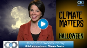 Climate Matters: Halloween Weather Might Surprise You