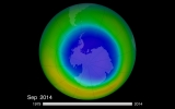 This Year's Ozone Hole is the Fourth-Largest on Record