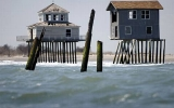 New York Times Op-Ed: Rising Seas, Vanishing Coastlines