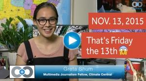 The Shum Show: Record Heat Across the Globe