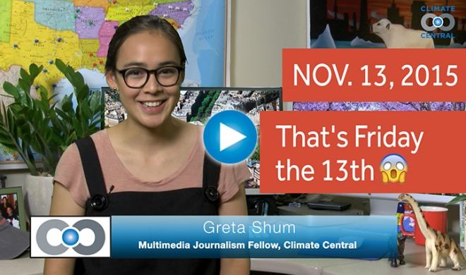 The Shum Show: Record Heat Across the Globe