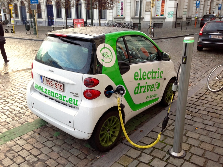 International Debates Electric Cars