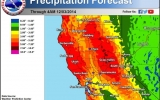 Big Welcome Storm Headed California's Way