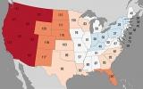 8 Western States Have Warmest Year So Far
