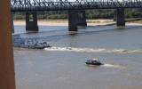 Mississippi Faces Shipping Closure as Water Levels Drop