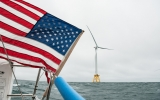 Offshore Wind Project to Go Live as Industry Eyes Trump