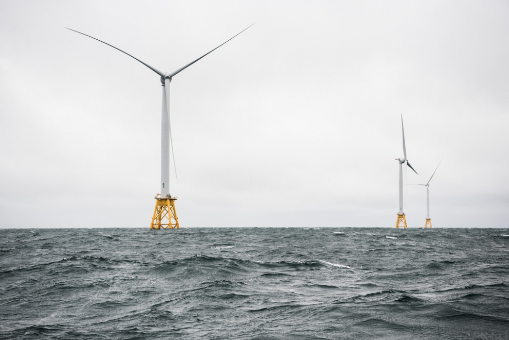 Offshore Wind Project to Go Live as Industry Eyes Trump ...