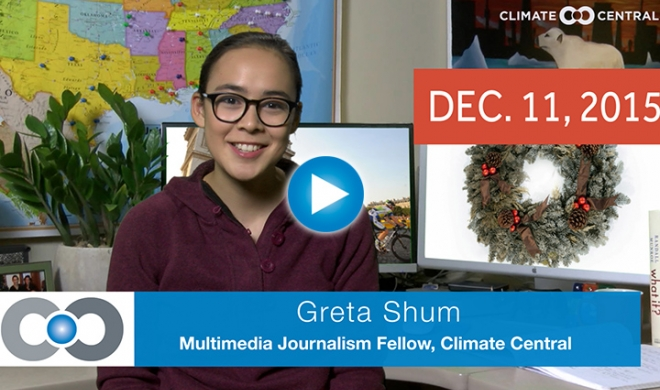 The Shum Show: COP21 Gets an A for Effort