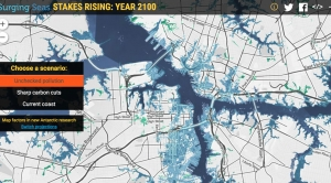 Antarctic Modeling Pushes Up Sea-Level Rise Projections