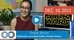 The Shum Show: Star Wars and Sea Ice