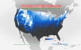 Dreaming of a White Christmas? Check This Map