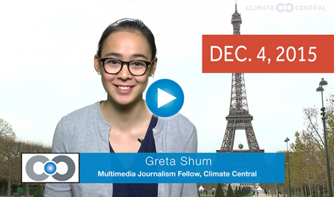 The Shum Show: COP21 Continues