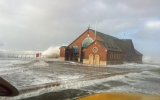 Windstorm Xaver Hits Europe With Massive Storm Surge
