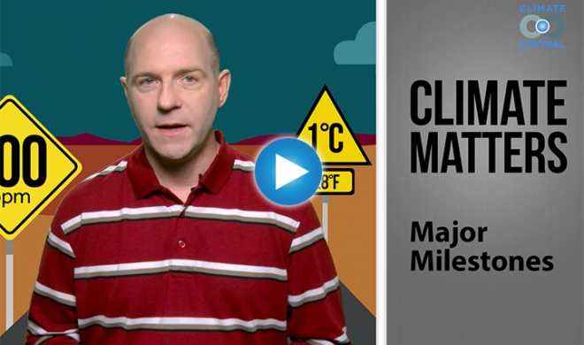 Climate Matters: Why Breaking 1°C and 400ppm Matter