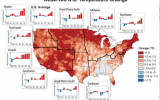 5 Must-See Charts From Major New U.S. Climate Report