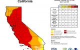 California Drought Expands, Fueling Heat and Fire