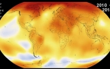 Watch 135 Years of Global Warming in 30 Seconds
