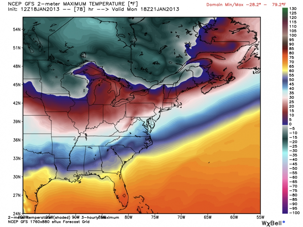 Stratospheric Phenomenon Is Bringing Frigid Cold To U S