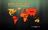 2015 Shatters Hottest Year Mark; 2016 Hot on its Heels?