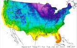 Frigid Air Grips Big Part of U.S.&#59; Is There A Tropical Link?