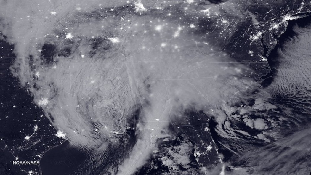the future of epic blizzards in a warming world climate