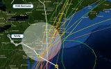 Risks of Hurricane Sandy-like Surge Events Rising