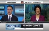 Climate Central Duo Talk About the Polar Vortex