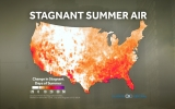 Stagnant Summer Days on the Rise in U.S.