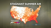 Stagnant Days of Summer on the Rise