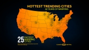 These 25 Cities Are Warming the Fastest