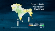 South Asia Monsoon Outlook
