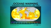 This Map Shows How Warm the Oceans Are Getting