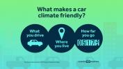 What Makes a Car Climate Friendly?